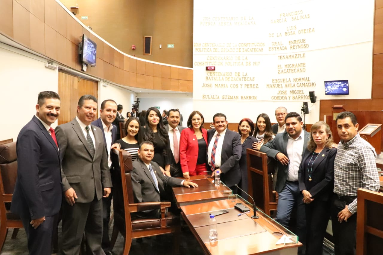 INICIA PRIMER PERIODO ORDINARIO DE SESIONES DEL SEGUNDO AÑO DE EJERCICIO CONSTITUCIONAL DE LA LXIII LEGISLATURA
