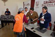 ENTREGAN UNIFORMES A PERSONAL DEL DEPARTAMENTO DE LIMPIA