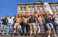 LOGRA ULISES MEJÍA HARO SEDE DE CAMPAMENTO DE LA UFC PARA ZACATECAS