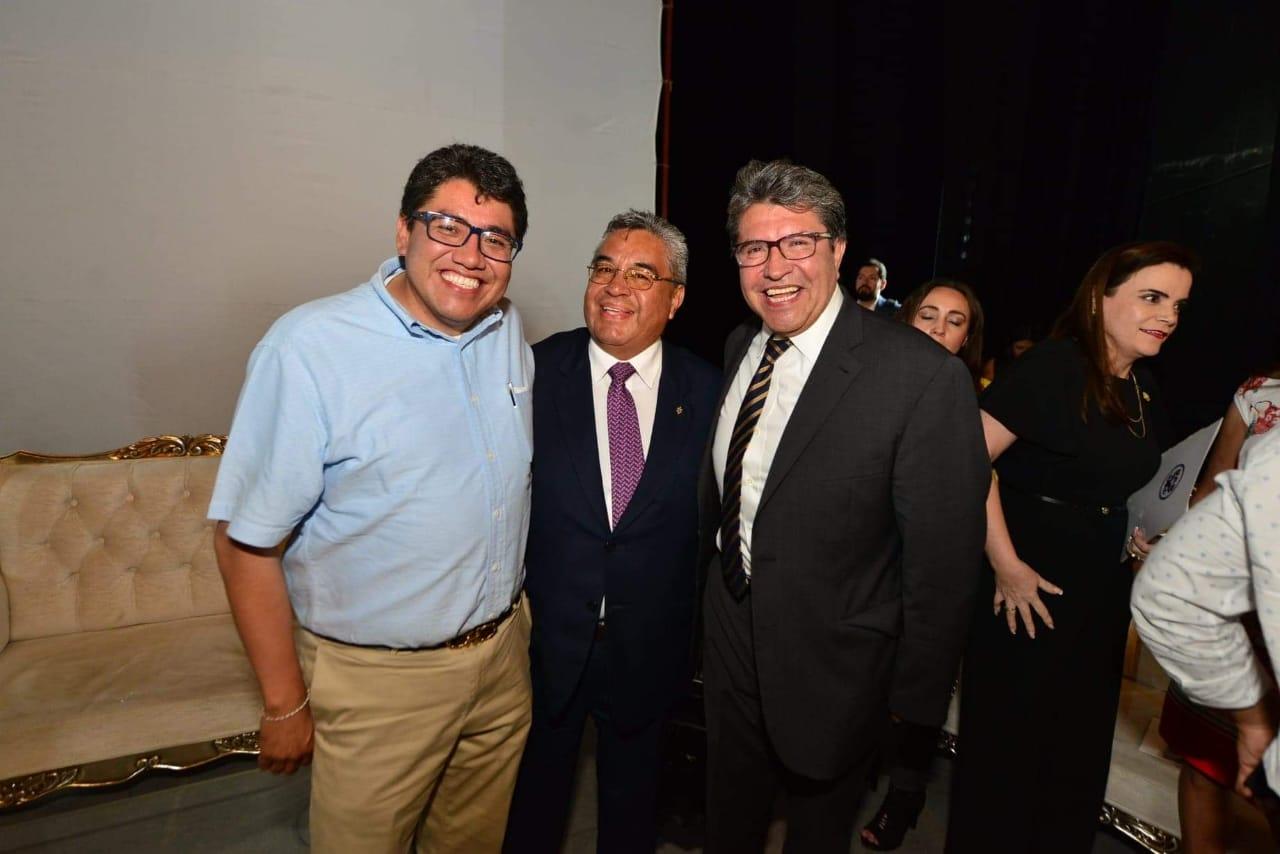 EL SENADOR RICARDO MONREAL ÁVILA PRESENTA EN FRESNILLO, SU LIBRO: EL ACCESO DE LAS MUJERES A LA JUSTICIA