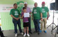 Celebra Gobernador Tello la participación y cultura ambiental ciudadana durante Reciclón 2019