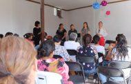 CON TALLERES ARTESANALES FORTALECE GOBIERNO ACCIONES PARA PREVENIR VIOLENCIA FAMILIAR Y DE GÉNERO