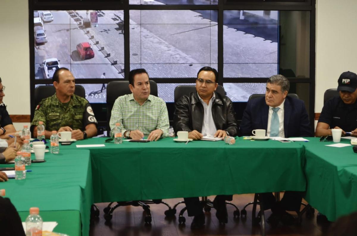 AUTORIDADES ESTABLECEN  OPERATIVO DE SEGURIDAD PARA LA FENAZA 2019