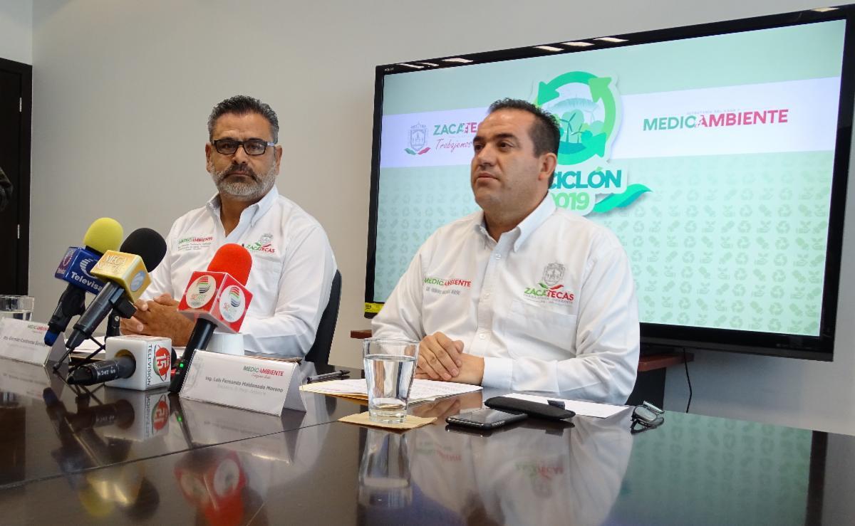 INVITA SAMA A SER RESPONSABLES EN EL MANEJO DE RESIDUOS ELECTRÓNICOS Y ENTREGARLOS EN EL RECICLÓN 2019