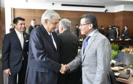 ACUDE MAGISTRADO PRESIDENTE DEL TSJEZ AL XLII CONGRESO NACIONAL DE TRIBUNALES DE LA CONATRIB