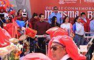 CONTRIBUYE ULISES MEJÍA HARO A PRESERVACIÓN DE MORISMAS DE BRACHO