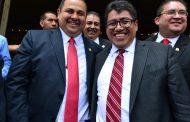 EL ALCALDE SAÚL MONREAL ACUDE AL INFORME DE ACTIVIDADES  DEL RECTOR DE LA UAZ