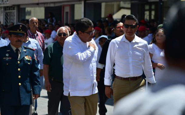 SE CONMEMORA EN FRESNILLO EL DESFILE CÍVICO MILITAR POR EL 209 ANIVERSARIO DE LA INDEPENDENCIA DE MÉXICO