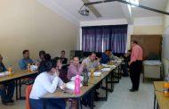 Capacitan a docentes sobre el Programa Nacional de Convivencia Escolar en Fresnillo
