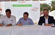 FIRMA LORETO CONVENIO DE COLABORACIÓN ADMINISTRATIVA EN RECAUDACIÓN PREDIAL CON LA SEFIN
