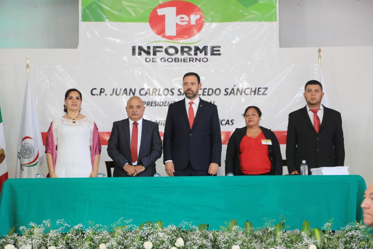 APOYO INCONDICIONAL A PRODUCTORES Y GANADEROS DE VILLA HIDALGO: TELLO