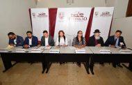 FIRMAN CONVENIO DE COLABORACIÓN EL AYUNTAMIENTO Y COLEGIO DE ARQUITECTOS