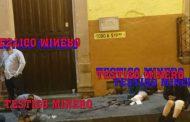 ATAQUE ARMADO EN BAR DEJA UN MUERTO Y 5 HERIDOS