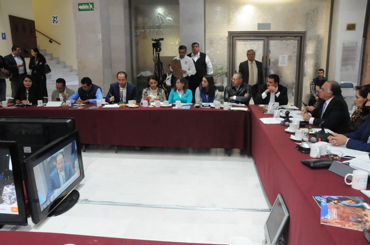ANALIZA LXIII LEGISLATURA TEMA TURÍSTICO EN COMPARECENCIA DE EDUARDO YARTO