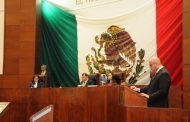 Se presenta Fiscal General de Justicia ante Asamblea Zacatecana
