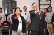 DAN NOMBRAMIENTO A DIRECTOR DE TESORERÍA Y FINANZAS Y DESARROLLO URBANO Y OBRAS PÚBLICAS