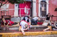 ARRANCAN ACTIVIDADES DEL FESTIVAL INTERNACIONAL DE TEATRO DE CALLE EN FRESNILLO