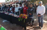 COMPITEN ESTUDIANTES EN LOS JUEGOS DEPORTIVOS NACIONALES
