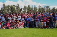 INICIA TORNEO DE BÉISBOL MUNICIPAL OTOÑO-INVIERNO 2019