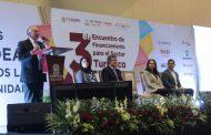 INAUGURAN TERCER ENCUENTRO DE FINANCIAMIENTO PARA EL SECTOR TURÍSTICO DE ZACATECAS