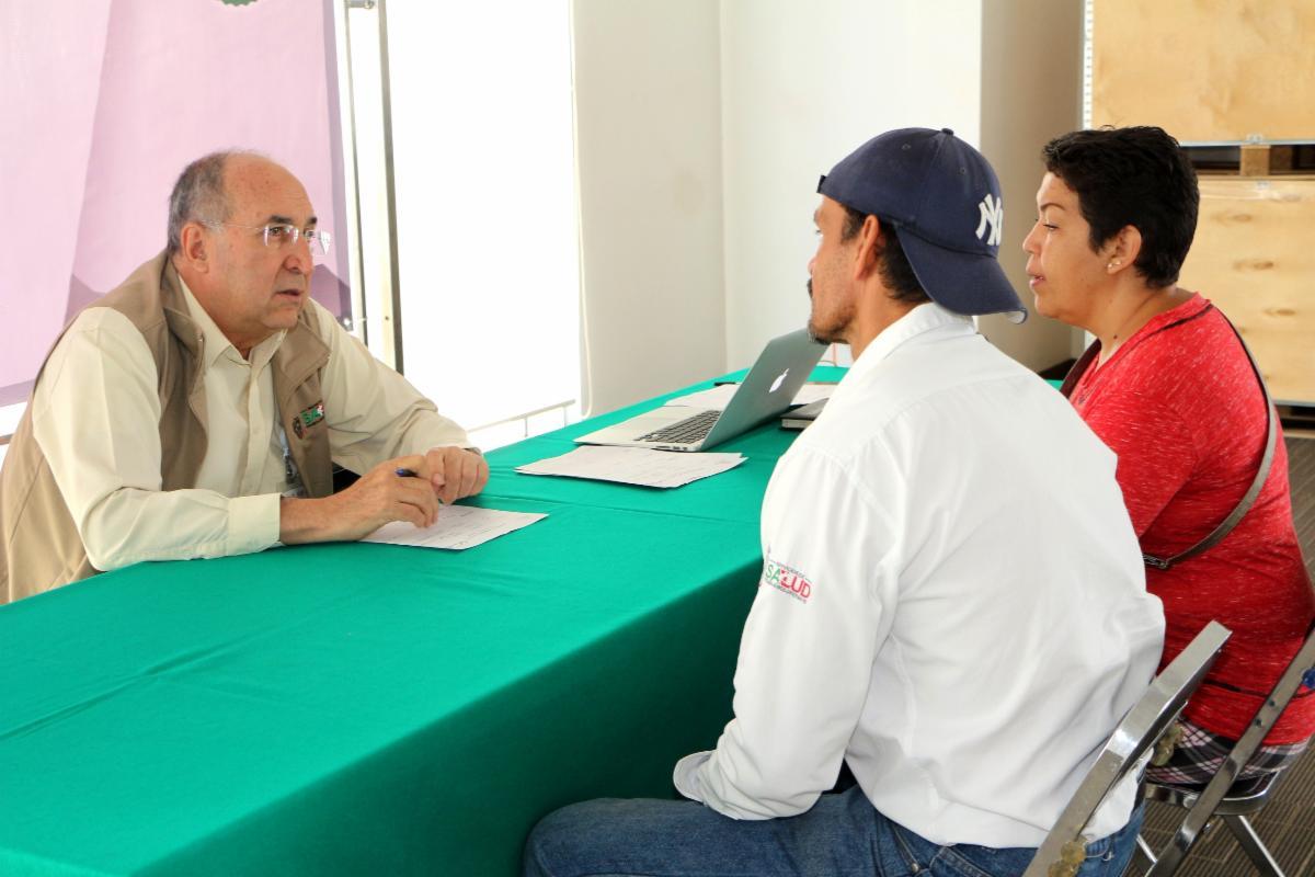 SSZ ATENDIÓ PETICIONES CIUDADANAS DE MEDICAMENOS Y ATENCIONES JURÍDICAS
