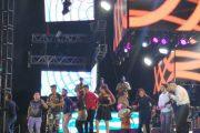Chicos del Barrio cierran las actividades del tercer día en la Feria de Villanueva 2019