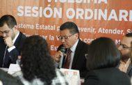 INFORMA MAGISTRADO PRESIDENTE ACTIVIDADES DE LA COMISIÓN DE SANCIÓN DEL SEPASEV