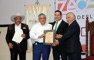 RECONOCEN TRABAJO DE ZACATECANOS RESIDENTES EN NUEVO LEÓN, A FAVOR DEL SEMIDESIERTO