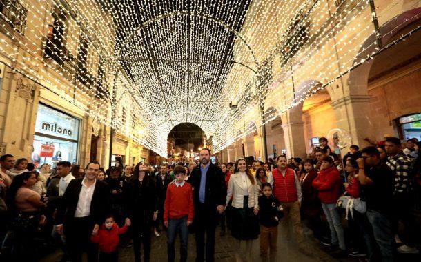 GOBERNADOR TELLO INVITA A DISFRUTAR DE LAS FIESTAS DECEMBRINAS CON MÚLTIPLES ACTIVIDADES