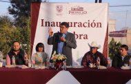 LE CUMPLE SAÚL MONREAL ÁVILA A LA EDUCACIÓN EN LA COLONIA JOSÉ MARÍA MORELOS