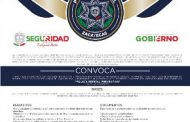 GOBIERNO DEL ESTADO INVITA A FORMAR PARTE DE LA POLICÍA ESTATAL PREVENTIVA