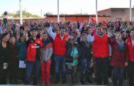 CON UNE EQUIPA TU HOGAR, GOBIERNO DE ZACATECAS BENEFICIA A 684 FAMILIAS DE CUAUHTÉMOC