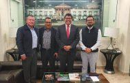 Tres antenas de telefonía celular para comunidades de Fresnillo: Gestión de Héctor Menchaca