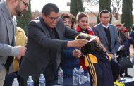 RECONOCE ALCALDE SAÚL MONREAL A NIÑOS DEPORTISTAS EN LA ESCUELA NIÑOS HÉROES