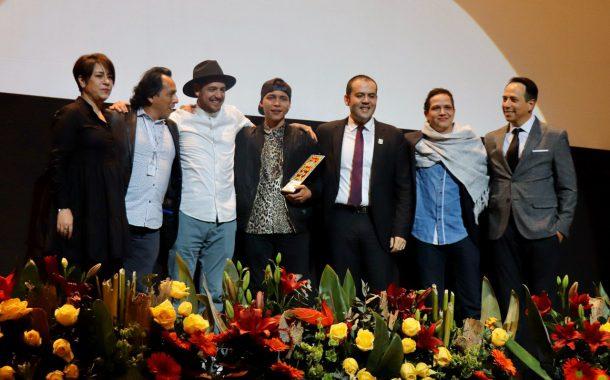 CON EL PIE DERECHO ABRIMOS CAMINO CON PRIMER FESTIVAL INTERNACIONAL DE CINE EN ZACATECAS: ULISES MEJÍA HARO