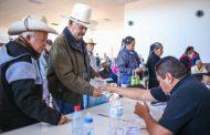 Entrega Gobierno de México 11 mdp a adultos mayores de ocho municipios.
