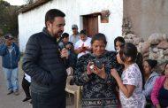 Miguel Torres Rosales entrega servicio de internet gratuito para comunidad de Villanueva