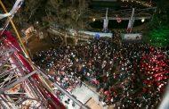 ACTIVIDADESDEL PARQUE LA ENCANTADADURANTE FESTIVAL DE NAVIDAD ALCANZARON MÁS DE 30 MIL ASISTENTES