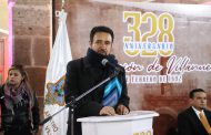 Villanueva 328 años de historia