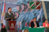 EJÉRCITO MEXICANO, EJEMPLO DE LEALTAD, RESPONSABILIDAD Y COMPROMISO: ALEJANDRO TELLO