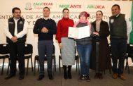 ENTREGA GOBIERNO DE ALEJANDRO TELLO APOSTILLE DE ACTAS Y DOBLE NACIONALIDAD