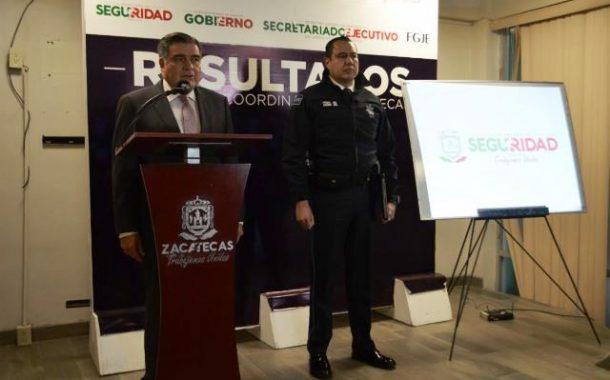 DETIENEN AUTORIDADES A 186 PERSONAS POR LA PROBABLE COMISIÓN DE UN DELITO