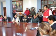 RECIBEN APOYOS DEL GOBIERNO ESTATAL CUIDADORES DE PERSONAS CON DISCAPACIDAD, EN CALERA