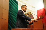 Héctor Menchaca presentó el proyecto de Decreto para expedir la nueva Ley de Educación de Zacatecas