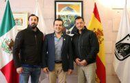 RELACIONES INTERNACIONALES, UNA VENTANA DE OPORTUNIDAD PARA LOS CAPITALINOS: ULISES MEJÍA HARO