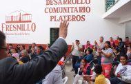 MÁS DE MIL 700 PERSONAS SE CAPACITAN EN CINCO DE LOS CENTROS DE DESARROLLO COMUNITARIOS QUE HAY EN FRESNILLO