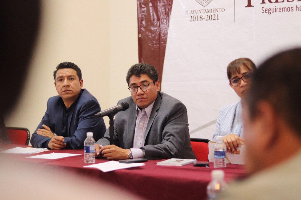 EL AYUNTAMIENTO DE FRESNILLO CONFORMA EL COMITÉ MUNICIPAL DE ATENCIÓN A LA CONTINGENCIA SANITARIA COVID 19