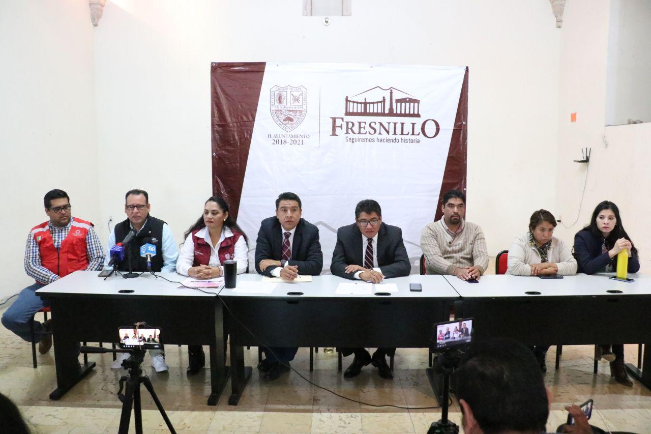 EL COMITÉ MUNICIPAL DE ATENCIÓN A LA CONTINGENCIA SANITARIA COVID-19 ESTARÁ EN SESIÓN PERMANENTE