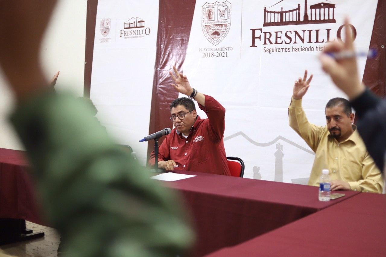 COMITÉ MUNICIPAL DE ATENCIÓN A LA CONTIGENCIA SANITARIA COVID-19 ACUERDA NUEVAS MEDIDAS PREVENTIVAS