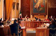 EN SESIÓN DE PLENO, RINDE LA PRESIDENCIA DEL COMITÉ DE TRANSPARENCIA INFORME 2019